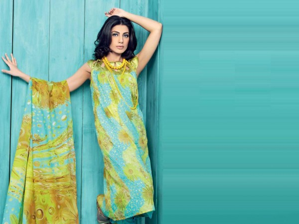 Pakistani Model Nadia Malik