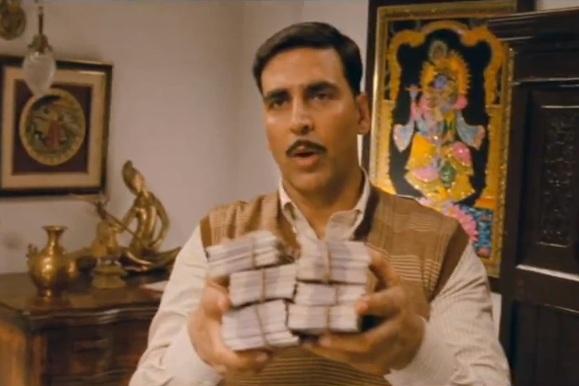 Akshay Kumar in Special 26 Movie Still