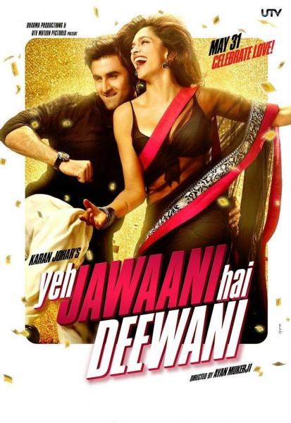 Yeh Jawaani Hai Deewani 2013 Movie Poster