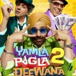 Yamla Pagla Deewana 2 2013 Poster