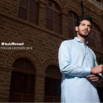Gul Ahmed men Summer Collection 2013