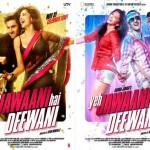 Yeh Jawaani Hai Deewani 2013 Poster