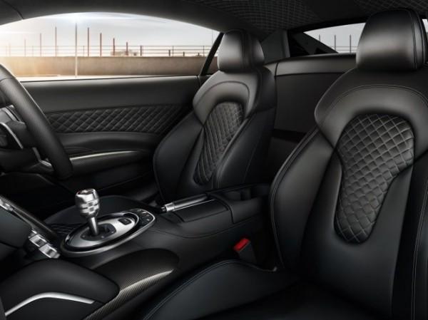 Audi R8 2013 Interior Photo