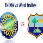 India v West Indies