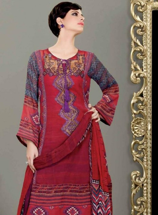 Sobia Nazir Women Eid Collection 2013 Image
