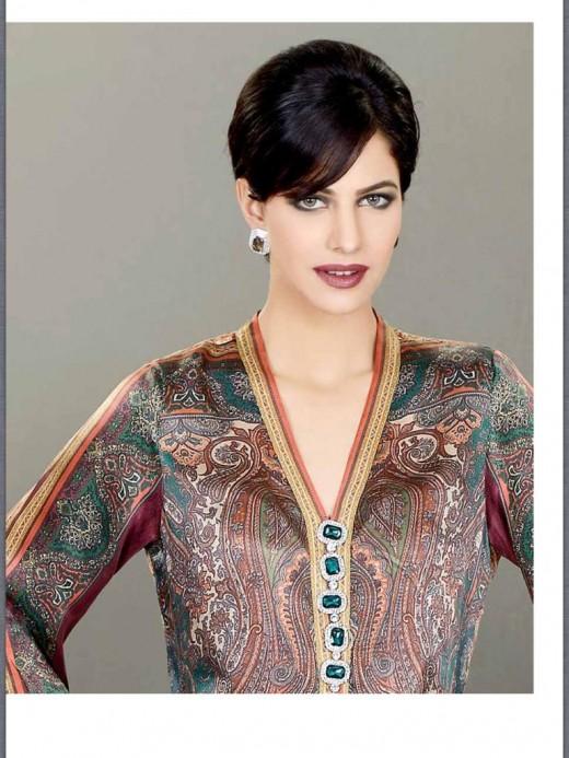 Sobia Nazir Women Eid Collection 2013 Snapshot