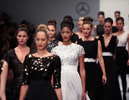 Mexico Fashion Show