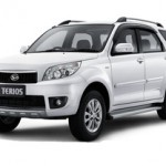 Daihatsu TERIOS TX Adventure Front View