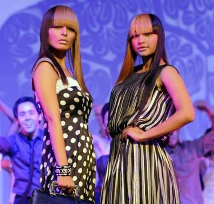 Models Hairstyles