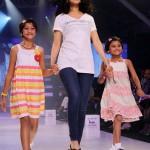 Mumbai Fashion Show Kids Catwalk