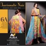 Ajwa Textile Women Lawn Dresses 2014