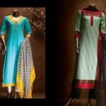 Almirah Spring Lawn Dresses 2014