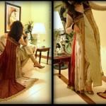 Anum Mansoor Summer Formal Dresses 2014