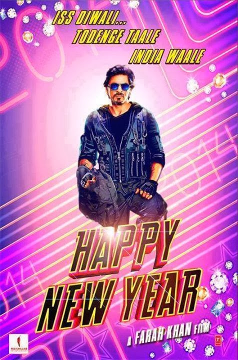 Happy New Year Film India 101