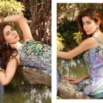 Rashid Textiles Monarca Women Lawn Dresses 2014 Volume 3