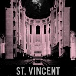 Hollywood Comedy Film St. Vincent 2014 Poster