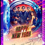 Movie Happy New Year 2014 Poster