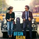 Begin Again 2014 Poster