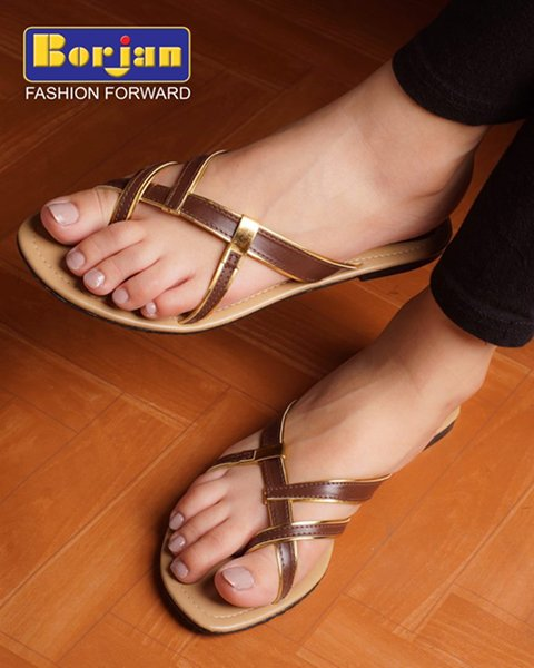 Borjan Eid Ul Azha Footwear Collection 2014 For Women