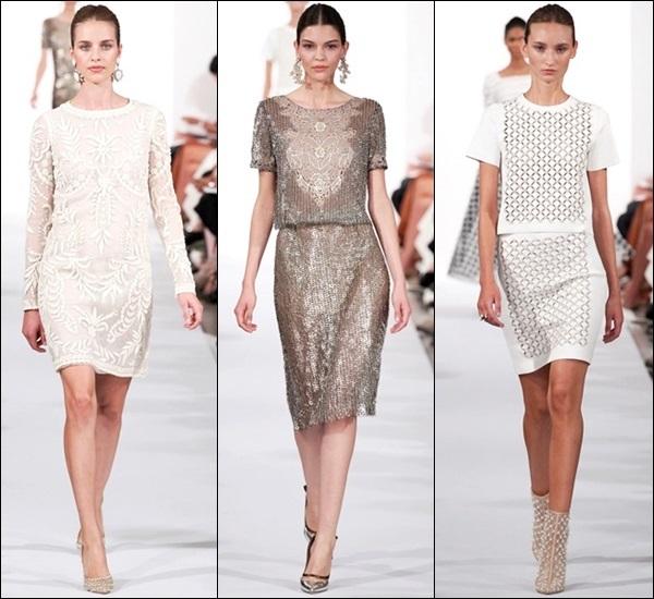 New York Fashion Week 2014 Spring Dresses