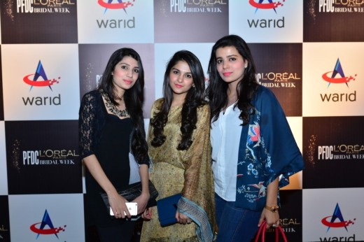 PFDC Bridal Fashion Week 2014 with Warid Partners