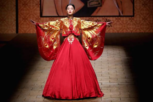 Mercedes-Benz China Fashion Week 2014