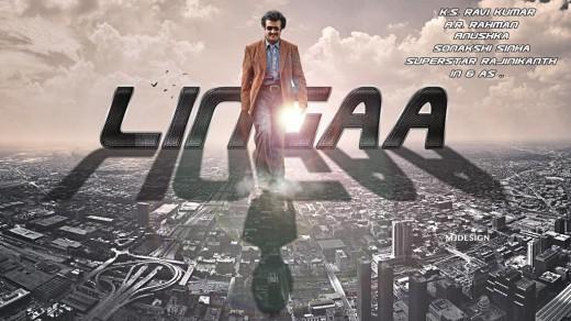 Movie Lingaa 2014 Poster