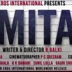 Shamitabh 2015 Movie Poster