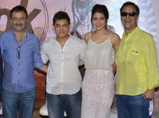 """Directors and Producers of film """"PK"""""""
