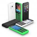 Nokia 215 Pictures