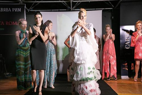 Paris Fashion Show 2015