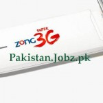 Zong 3G Dongle