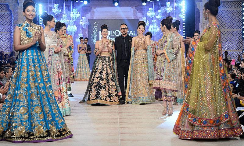 Lahore Bridal Fashion Show 2015
