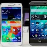 Samsung Galaxy S6 & HTC One M9