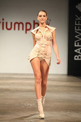Fashion Week has ended in Buenos Aires Images