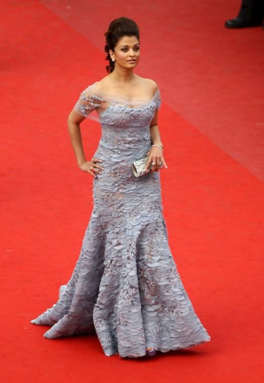 Aishwarya Rai Cannes Film Festival 2015 red carpet pictures