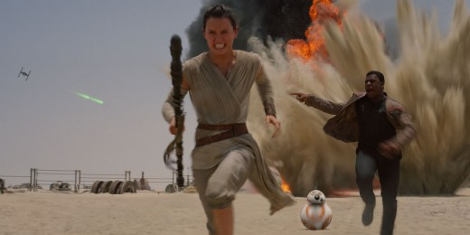 Stars Wars The Force Awakens Episode VII Picture