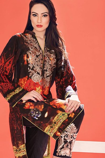 Cotton Ginny Women Winter Collection 2015