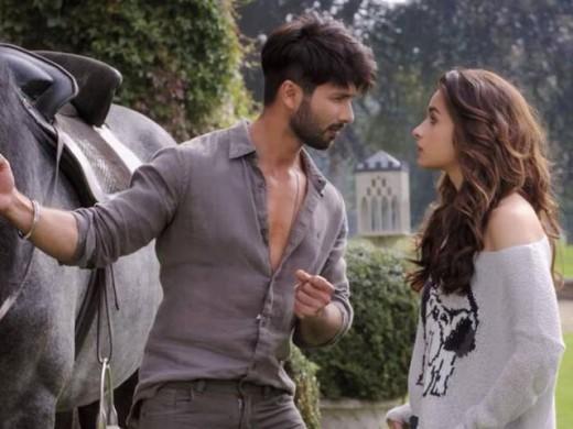 Shahid Kapoor and Aliya Bhatt in Shaandaar 3