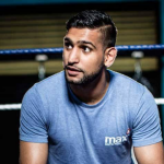 Amir Khan Boxing Match for Thar Aid