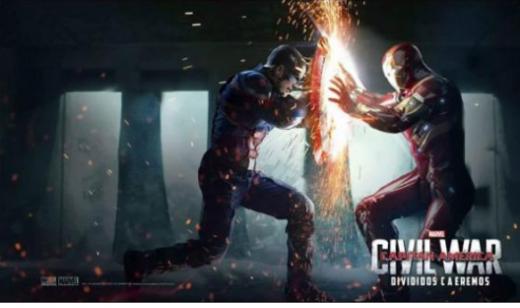 "Movie ""Captain America Civil War"" ruling on box office"