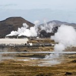 Electricity Produces from Volcanic Eruption in Iceland
