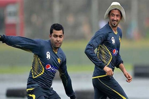 Umar and Junaid