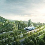 China Builds first 'Forest City' with Plantation of 40,000 Trees 1