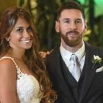 Lionel Messi Got Married