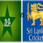 Pakistan Vs Sri Lanks Test Series 2017
