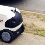 Home Delivery Services by A Robot