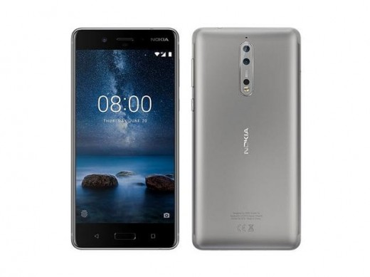 New Nokia 8 in Pakistan