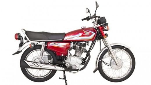 Honda CG125 2015