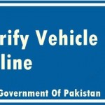 Online Verification of Vehicle